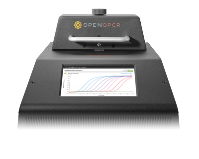 Open qPCR machine