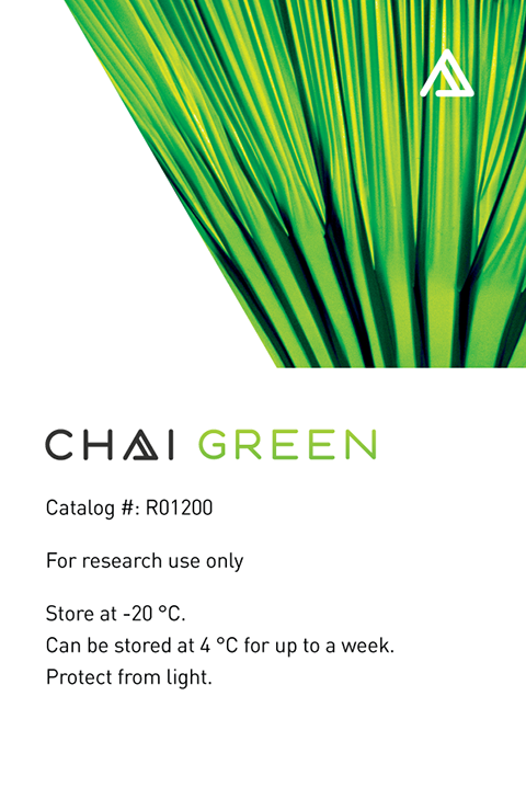 Chai green manual cover @2x